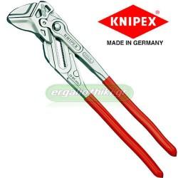 KNIPEX 8603400 Γκαζοτανάλια - κλειδί (εως 85mm)