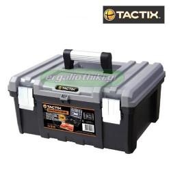 """TACTIX 320332 Πλαστική εργαλειοθήκη 16.5"""""""
