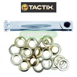 TACTIX 545299 Μπουντουζιέρα με 12 μπουντούζια
