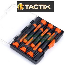 TACTIX 205791 Σειρά κατσαβίδια ακρίβειας