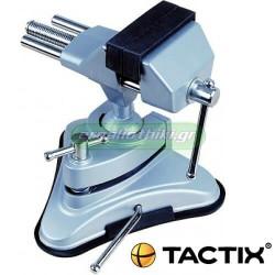 TACTIX 545255 Μέγγενη περιστρεφόμενη βεντούζας
