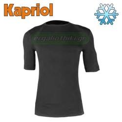 KAPRIOL Ισοθερμικό κοντομάνικο μπλουζάκι