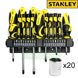 STANLEY STHT0-62143 Σειρά κατσαβίδια