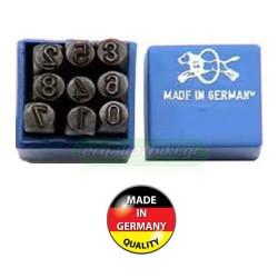 Χτυπητοί αριθμοί Γερμανίας (επιλέγετε μέγεθος)