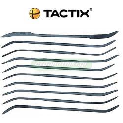 TACTIX 545075 Σειρά μίνι λίμες σμίλευσης