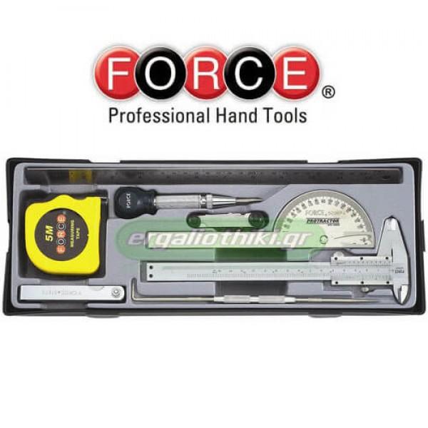 FORCE TOOLS 5096 Σειρά όργανα μέτρησης