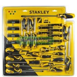 STANLEY STHT0-62139 Σειρά κατσαβίδια