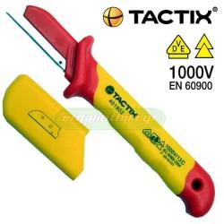 TACTIX 401802 Μαχαίρι ηλεκτρολόγου