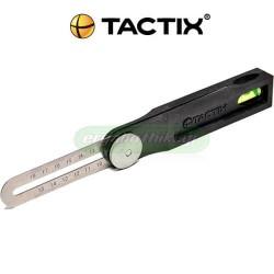 TACTIX 239161 Γωνία στέλα με αλφάδι