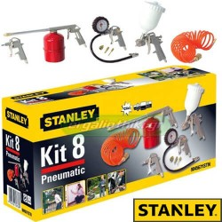 STANLEY 9045671STN Kit 8 Pneumatic Κίτ αέρος 8 τεμαχίων