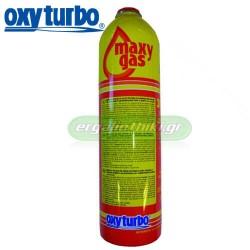 OXYTURBO MAXY GAS Φιάλη προπανίου 350gr