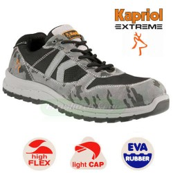 KAPRIOL DERBY Camouflage Παπούτσια εργασίας S1P-HRO
