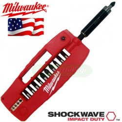 MILWAUKEE 4932 3529 41 Σειρά μύτες Impact duty shockwave