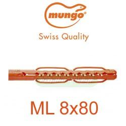 MUNGO ML 8x80 Βύσμα μακρύ (10 τεμάχια)