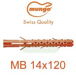 MUNGO MB 14x120 Βύσμα μακρύ (5 τεμάχια)