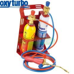 OXYTURBO TURBO SET 110 Επαγγελματικό μίνι σετ οξυγονοκόλλησης