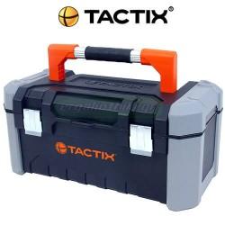 """TACTIX 320340 Πλαστική εργαλειοθήκη 23"""""""