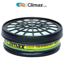 CLIMAX 755 B1/E1 Φίλτρο για μάσκες αερίων