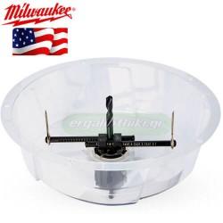 MILWAUKEE 49-56-0260 Ποτηροτρύπανο γυψοσανίδας Φ51-178mm