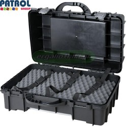 PATROL HD CASE Πλαστική εργαλειοθήκη