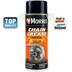 MORRIS CHAIN GREASE SPRAY Γράσσο αλυσίδων 400ml