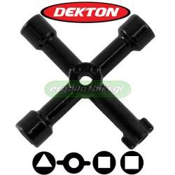DEKTON DT30392 Κλειδί ηλεκτρικού πίνακα