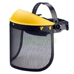 Μάσκα προστασίας προσώπου με μεταλλική σίτα