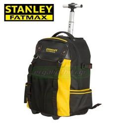STANLEY 1-79-215 Σακίδιο πλάτης εργαλειοθήκη με τροχούς FatMax®