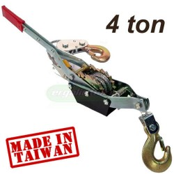 Κρικοπάλαγκο χειρός με συρματόσχοινο 4 ton TAIWAN