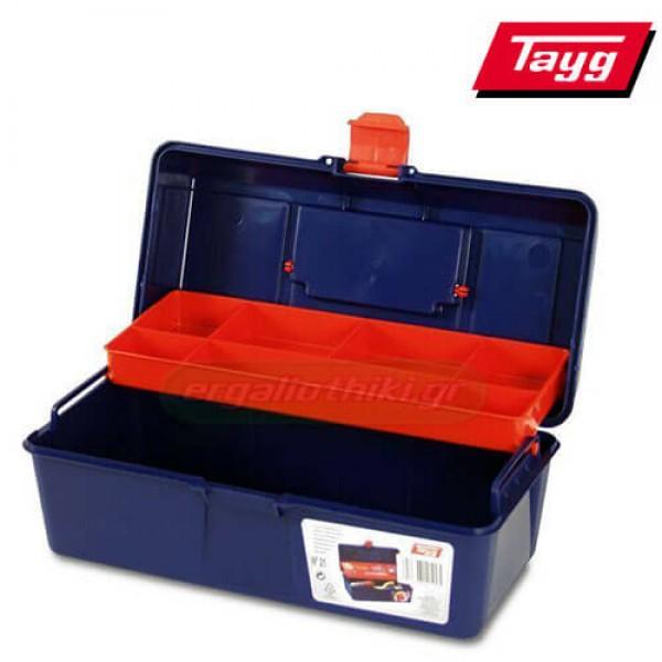 TAYG No 21 Πλαστική εργαλειοθήκη