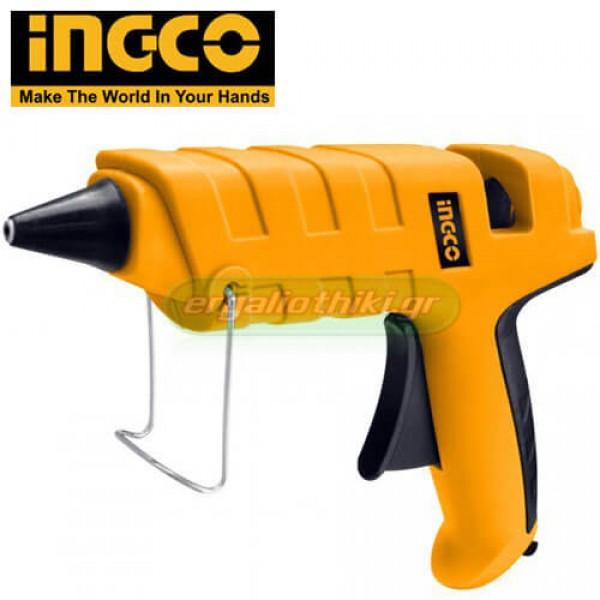 INGCO GG141 Πιστόλι θερμοκόλλησης