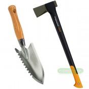 Εργαλεία κήπου και αγρού