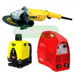 Ηλεκτρικά εργαλεία - αναλώσιμα